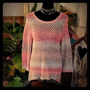 DRESSBARN SWEATER SZ S